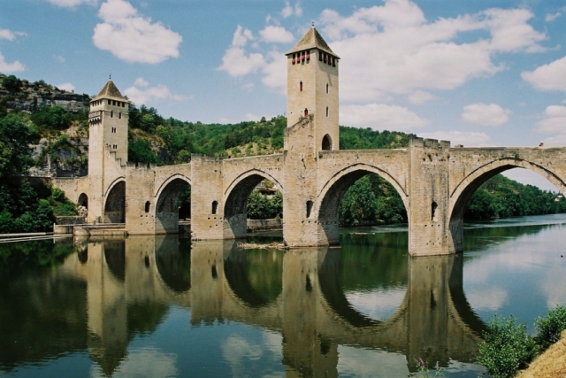 Bridge Cahors